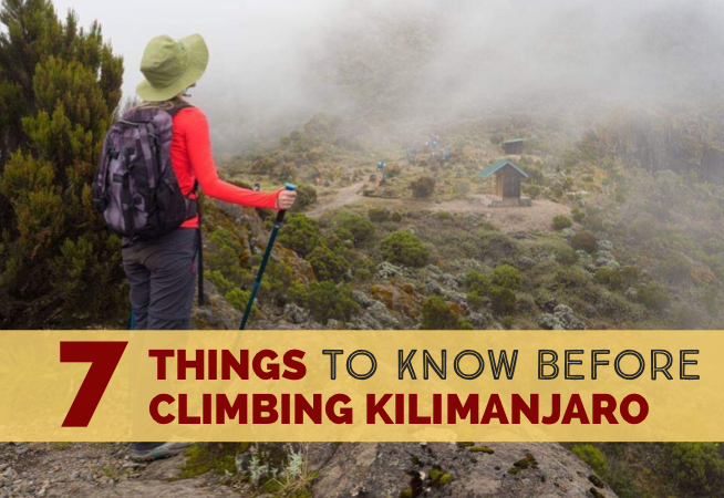 7 things you should know before climbing Kilimanjaro cover