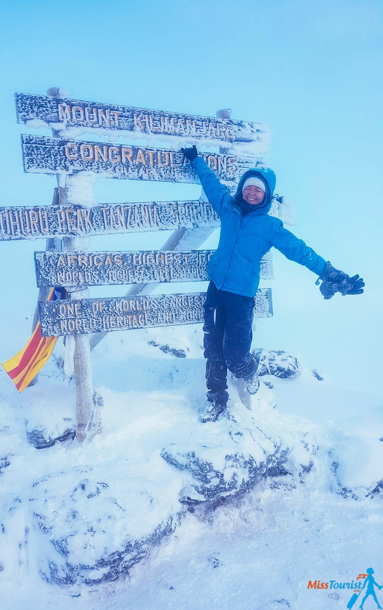 Climbing Kilimanjaro – 7 Things You Should Know Before You Go Uhuru Peak