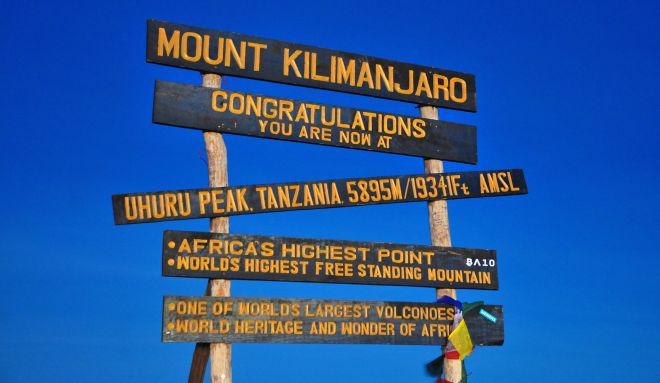 Climbing Kilimanjaro – 7 Things You Should Know Before You Go highest point