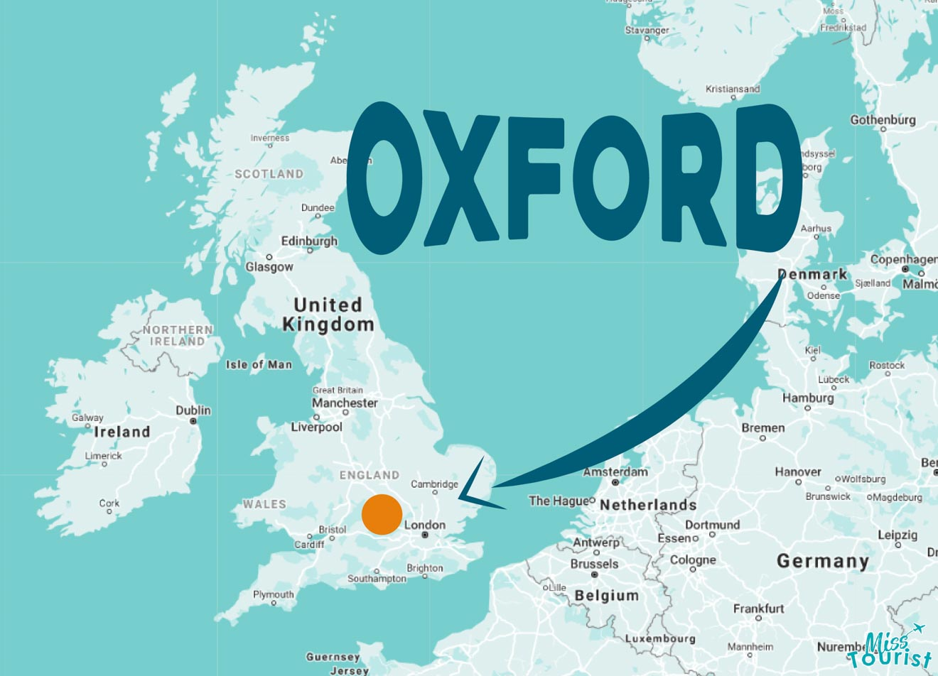 where is oxford