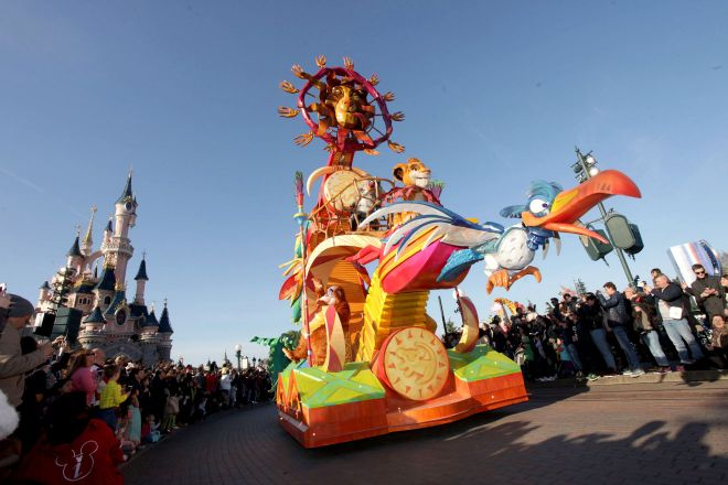 Disneyland Paris Discount Package During The New Season Of Lion King And Jungle Festival 1