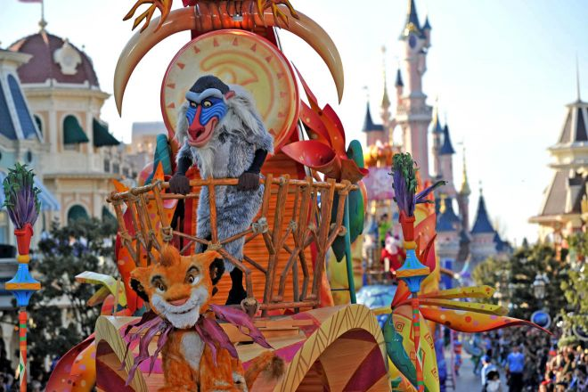 Disneyland Paris Discount Package During The New Season Of Lion King And Jungle Festival 2