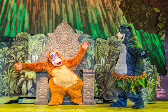 Disneyland Paris Discount Package During The New Season Of Lion King And Jungle Festival 3