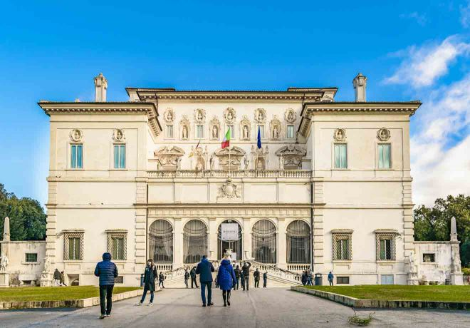 Galleria Borghese Tickets - Smart Ways to Avoid the Lines 1