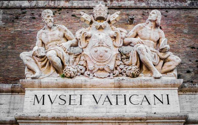 How To Avoid The Long Lines At Vatican Museums in Rome, Italy 4