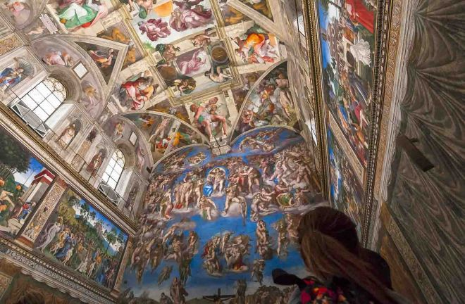 How To Avoid The Long Lines At Vatican Museums in Rome, Italy vatican museum tickets