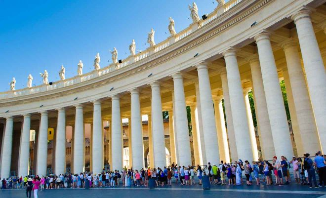 Saint Peter's Basilica in Rome, Italy How To Avoid The Lines St Peters Basilica Tickets 1