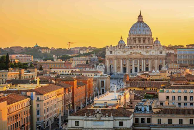 Saint Peter's Basilica in Rome, Italy How To Avoid The Lines St Peters Basilica Tickets 3