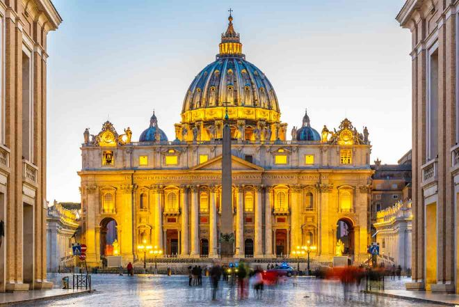Saint Peter's Basilica in Rome, Italy How To Avoid The Lines St Peters Basilica Tickets 4