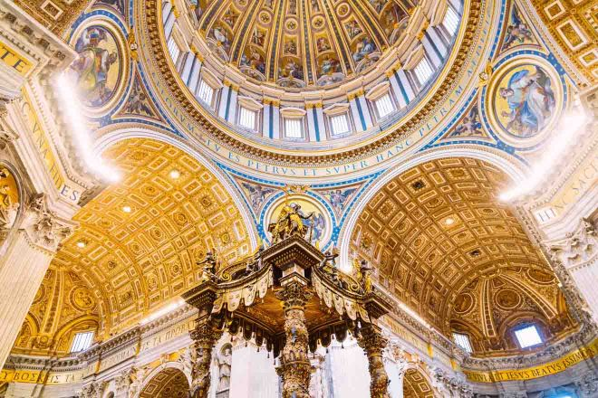 Saint Peter's Basilica in Rome, Italy How To Avoid The Lines St Peters Basilica Tickets 8
