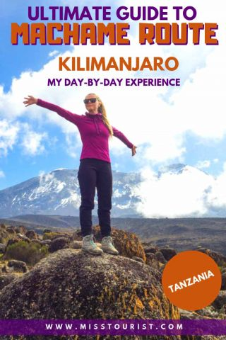 An Ultimate Guide To Machame Route In Kilimanjaro – a day-by-day itinerary