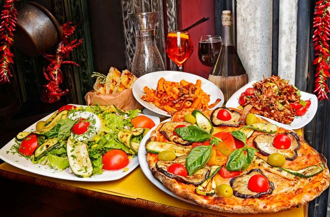 good restaurants in rome