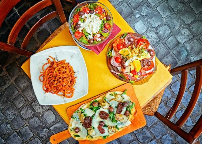 things to eat in rome