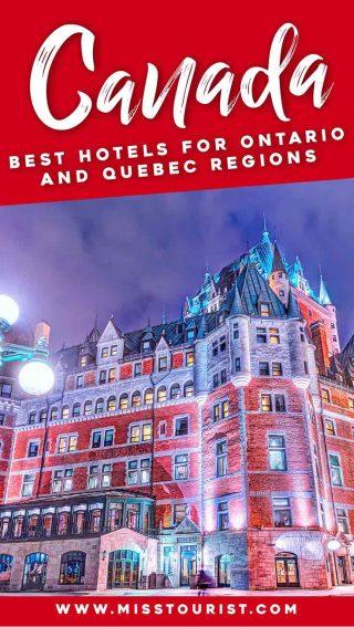 canada hotels