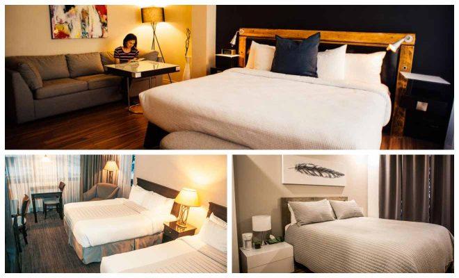 hotel saguenay