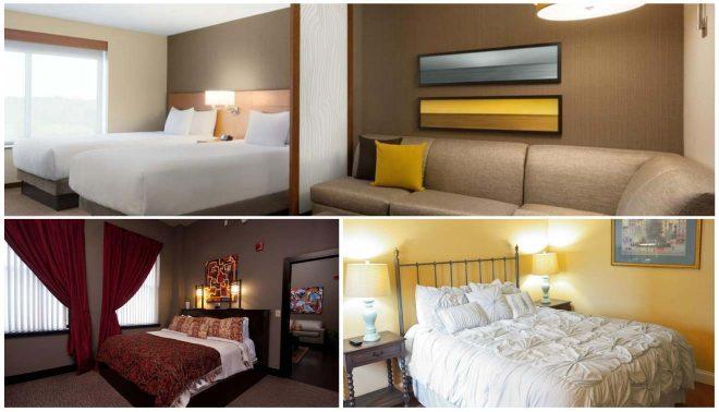 niagara falls motels