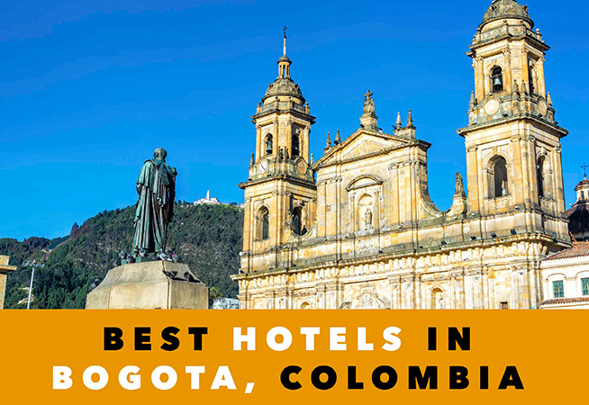 bogota where to stay