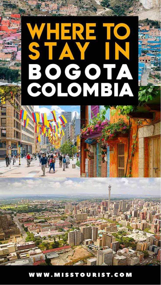 places to stay in bogota