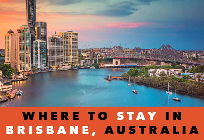 hotels in brisbane city