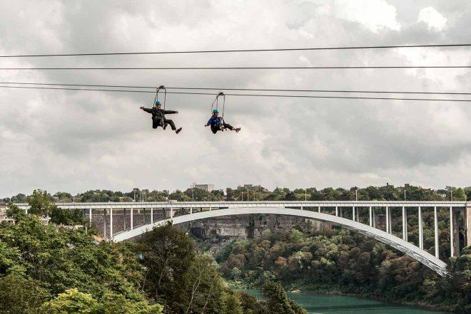 flights to niagara falls
