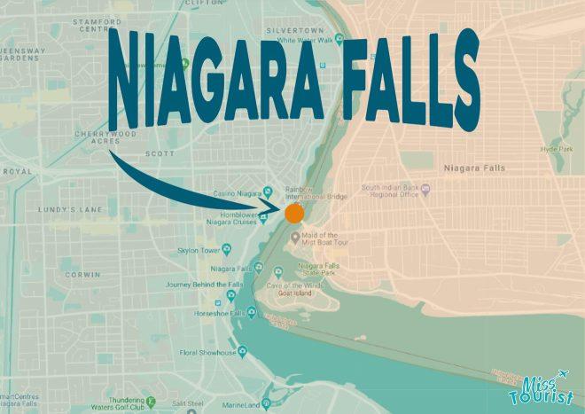 where is niagara