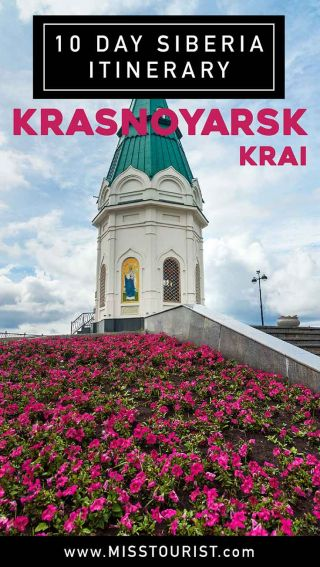 5 Amazing Places To Visit In Krasnoyarsk Krai Russia According To A Local