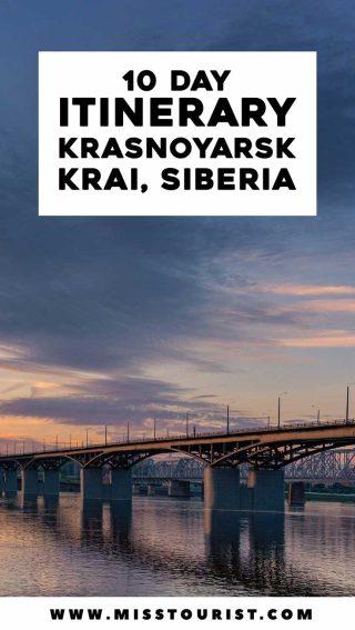 krasnoyarsk tourism