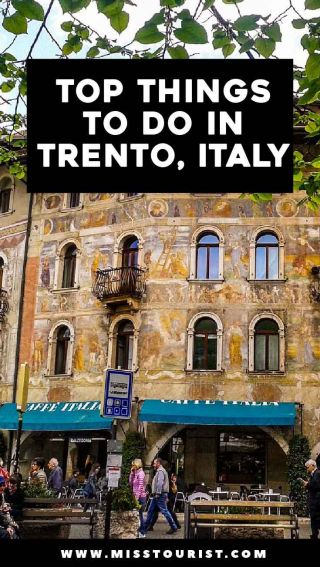 what to do in trento