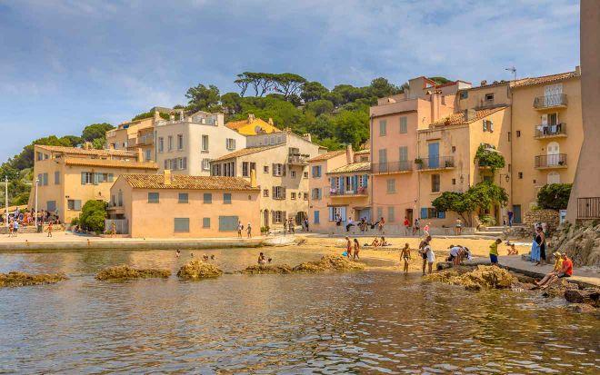 st tropez accommodation