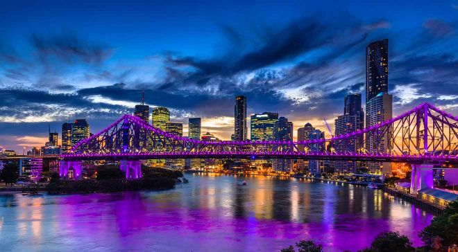 things to see in brisbane
