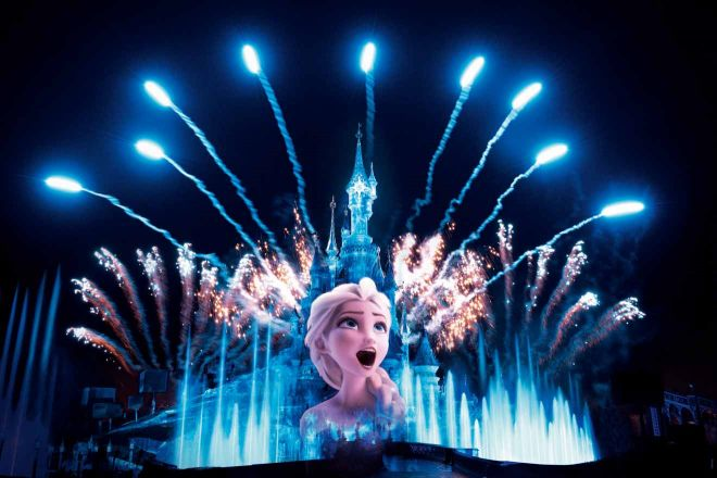 disneyland paris frozen