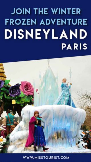 disneyland paris frozen event