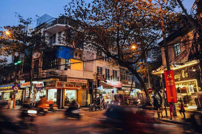 best hotels in hanoi