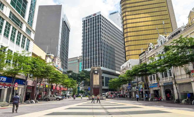 best place to stay in kuala lumpur