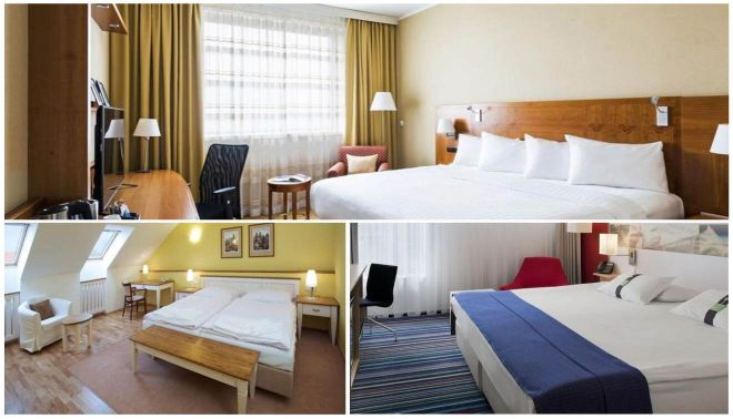 prague hotel booking