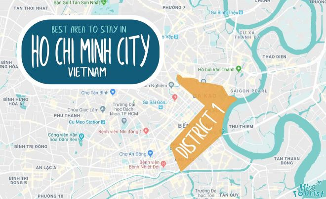 ho chi minh district 1