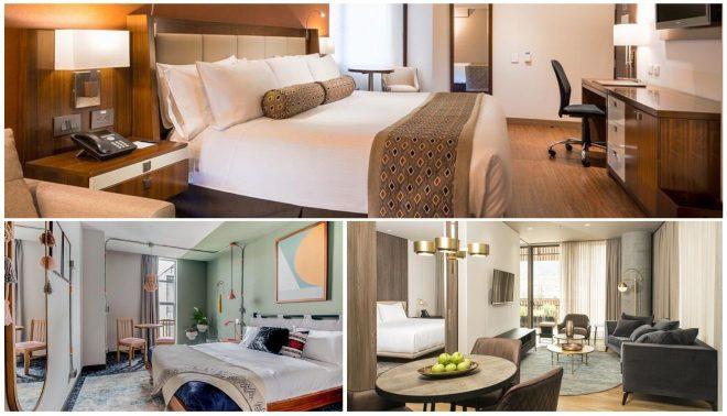 best hotels bogota