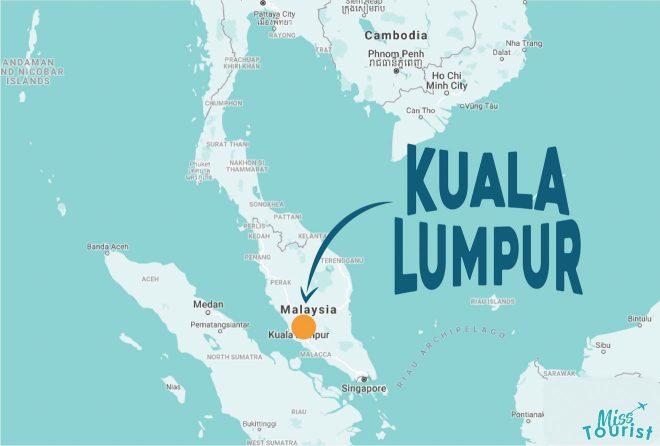 where is kuala lumpur