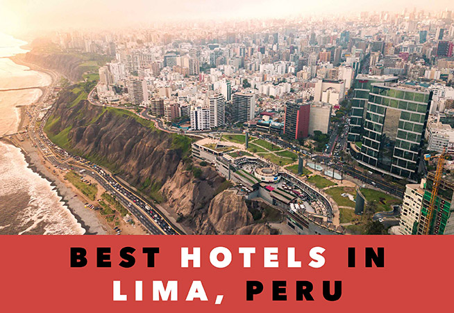 best place to stay in lima