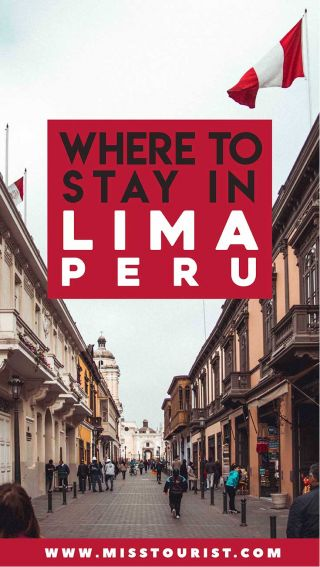 where to stay in lima peru