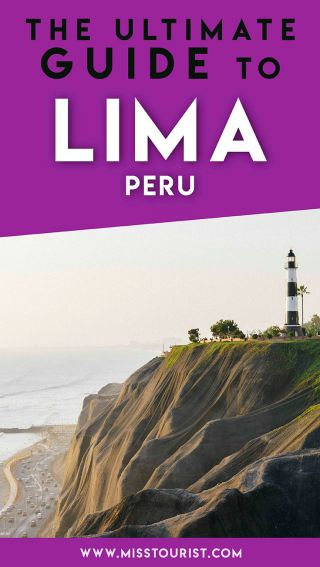 travel to lima peru