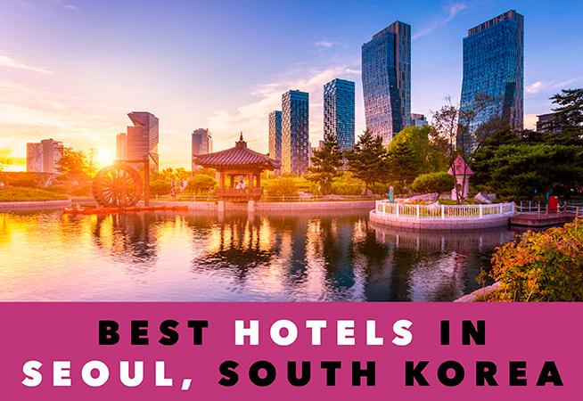 best hotels in seoul