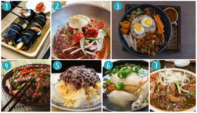 food to try in seoul korea