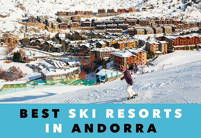 luxury ski chalets andorra