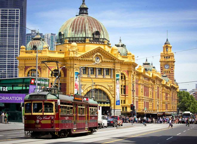 places to stay in melbourne