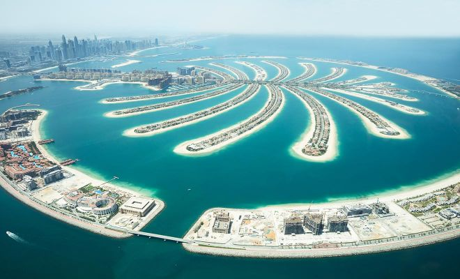 dubai famous places