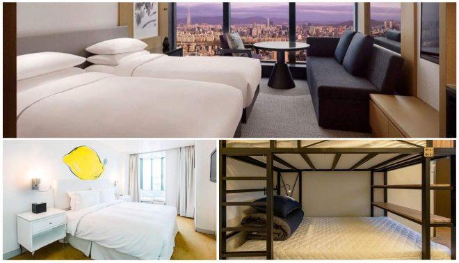 5 star hotels in seoul