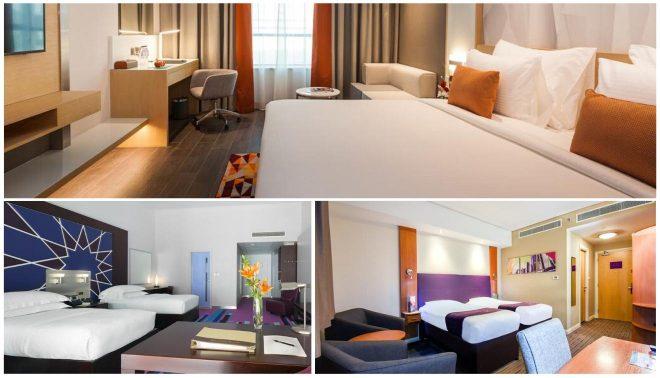 dubai airport hotel