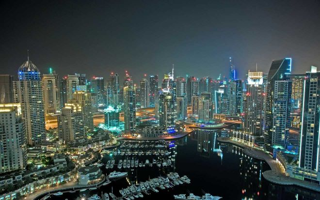 dubai accommodation