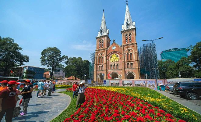 things to see in saigon
